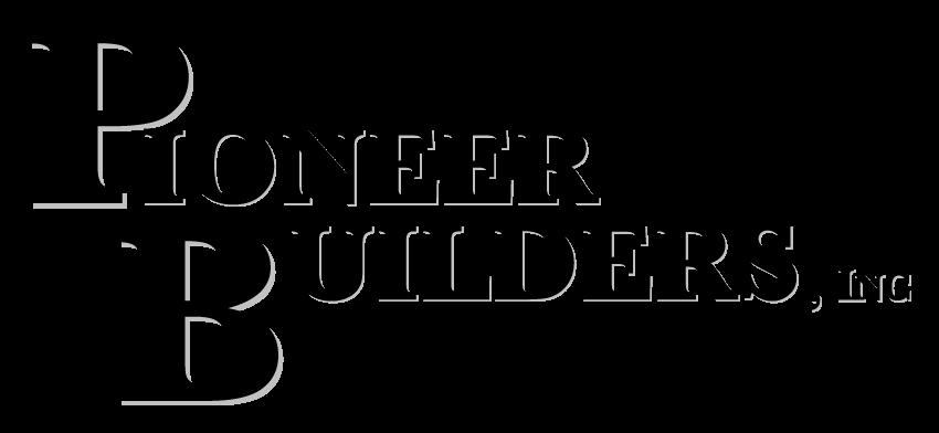 Pioneer Builders, Inc.